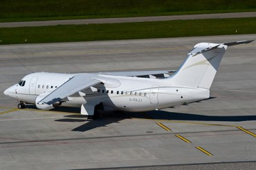Avro Business Jet