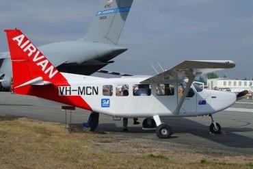 GA8 Airvan
